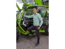 Gustaf Ehn säljer Merlo från Stockholm.