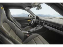 Interior 911 Carrera T