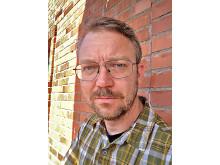 Richard Olsson, universitetslektor på avdelningen för fiber och polymerteknologi vid KTH.