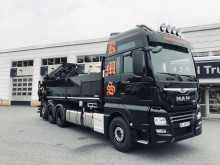 Den nye kranbilen til KMS Strassburg er blitt en skikkelig rugg.