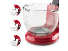 Klarstein Allegra Rossa Küchenmaschine