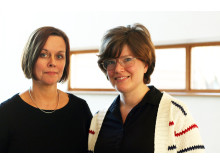 Monika Magnusson och Emelie Hindersson