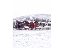 Sne i Vemdalen 1