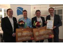 Vinnare Nordeas resestipendium 2016