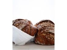Bröd kornolinfrön