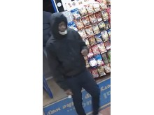 Male robbery suspect [1]