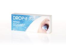 DROP-it ögondroppar i engångspipetter