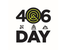 Logo - 406Day on 4th June aims to raise awareness about life-saving 406 MHz EPIRBs and PLBs