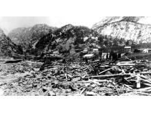 Foto fra Tafjord 1934