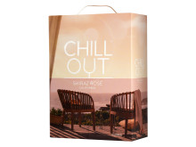 CHILL OUT Shiraz Rosé, Bag in box