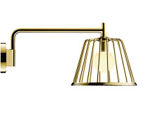 Axor_LampShower_by Nendo_Wall_Gold