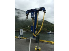 A Cavotec AMPDispenser unit in Norway