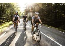 Team Sportia cyklar