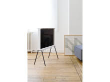 Samsung Serif TV, white
