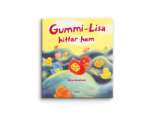 Gummi-Lisa hittar hem Bok Happy Meal 2016