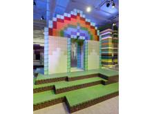 Blockholm - En utställning om Stockholm i Minecraft. Öppnar 7 mars.