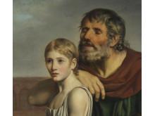 Per Krafft d.y., Belisarius