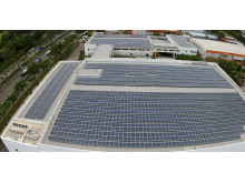 PFSAP Solar Panels Sunseap