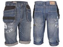 Jeansshorts 107B