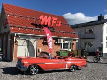 MF:s - Gällivares första drive-in
