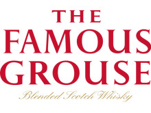 The Famous Grouse logotype