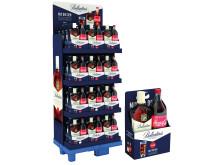 Doppelter Genuss: Ballantine's Finest & Coca Cola in der Geschenkverpackung