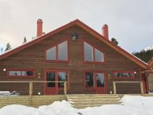 Lofsfoten, nye hytter i Lofsdalen