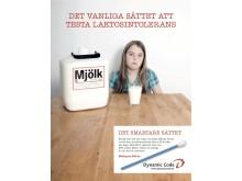 Annons: Det vanliga sättet att testa laktosintolerans vs det smarta sättet 2