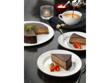 Gevalia Cappuccinomoussetårta - serveringsbild 2