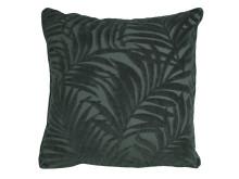 Cushion SELJE 45x45 velvet fern dark green (149 DKK)