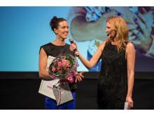 Therese Alshammar - Årets sportmama 2014