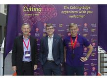 Arrangørbilde, Cutting Edge-festivalen