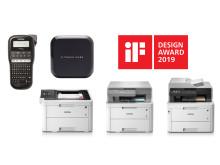 IF Design Award 2019 Brother