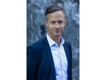 Dick Zachrisson,  ny chef för Lexus i Sverige