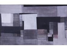 Lars Tiller; Hvit, grå, svart 1960