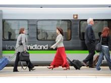 London Midland Passengers