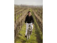 Cono Sur - VD på cykel