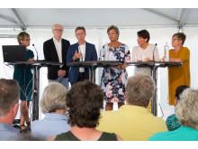 Seminarium i Almedalen:  När Medelhavet kom till Norden – vad händer med det nordiska samarbetet efter flyktingkrisen?