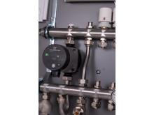 Thermotech Integral med Alpha2 cirkulationspump_stående format
