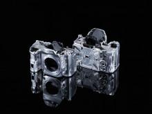 Pentax k-1, kamerahus i magnesium
