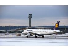Oslo Lufthavn - januar 2014