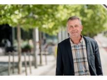 Petter Eiken, administrerende direktør i Bane NOR Eiendom