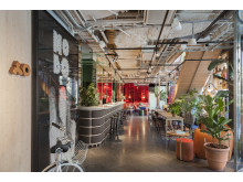 HOBO Hotel i Stockholm. Foto: Nordic Choice Hotels