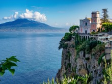 Exploring the Sorrento Peninsula