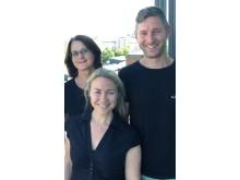 Britt Rahm, Sigill med Kristina Belfrage och Johan Ljungqvist från Gårdsfisk