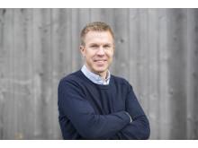 Johan Winroth, vd Derome Byggvaror & Träteknik