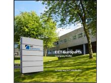 EET Europarts profilbroschyr