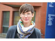 Kristina Johansson, genusforskare vid Luleå tekniska universitet