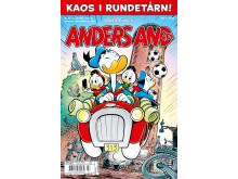 Forside Anders And & Co. nr. 27