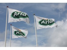 Arla Flags